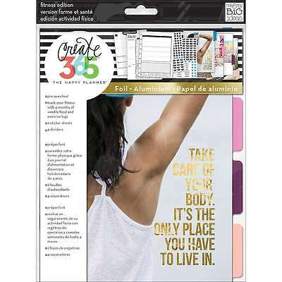 Create 365 Happy Planner Extension Pack-Fitness 673807992894