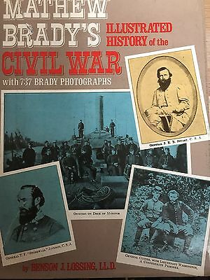 Illustrated History  of The Civil War