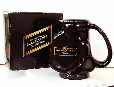 1 LTD Johnnie Walker Black Label Ceramic Golf Bag Mug cup whiskey beer PREMIUM