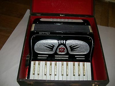 Vintage Caselli accordion sweet one owner