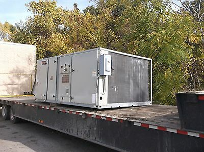 2011 Trane Rooftop Unit 12.5 Ton with Gas Heat