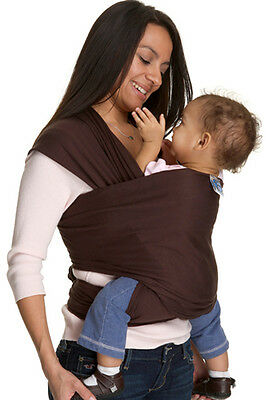 Moby Wrap Baby Carrier Original Infant Baby Carrier Breastfeed Sling  Backpack