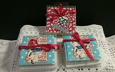 """""""MARY ENGELBREIT"""" Note Cards With Envelopes-New, Old Stock-""""3"""" Packs-36 Cards"""