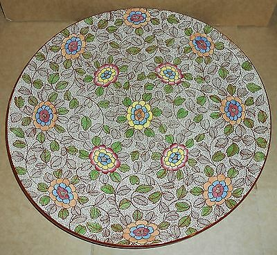 "Very Large (15"") Royal Doulton Art Deco Period Charger Wall Plate"
