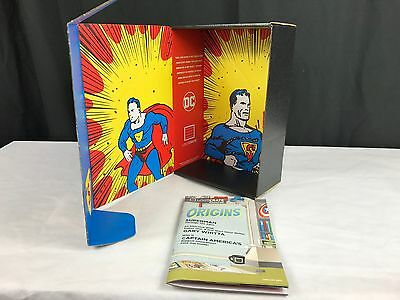 January 2017 LOOT CRATE (Box & Magazine Only) Superman ORIGINS DC!