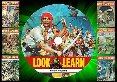 Look & Learn Magazine Collection 3 On Printed Dvd Rom