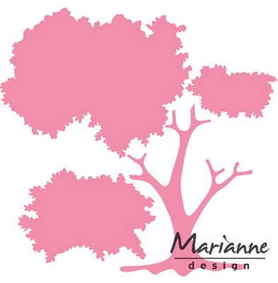 Marianne D Collectable Build-a-tree COL1424 9,5x20 cm 381424