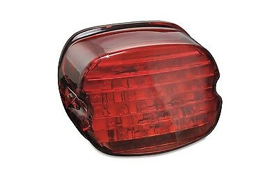 KURYAKYN® LED TAIL LIGHT CONVERSION, LOW PROFILE RED  for HD, oem# 5437