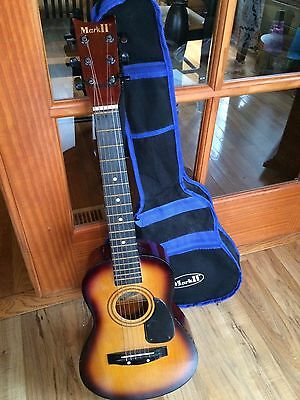 Mark II Student Guitar With Strap & Case