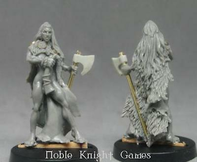 Redbox Fantasy Mini 28mm Gunvor the Strong Pack MINT