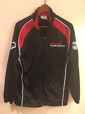 Official Riot Games League of Legends Player Support jacket (size: S)