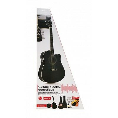 Pack Guitare Electro-acoustique  - Neuf