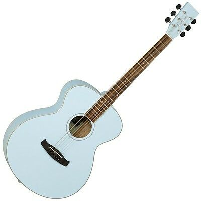 Guitare acoustique Discovery Folk Surf Blue Mat Tanglewood DBTFSBL - Neuf