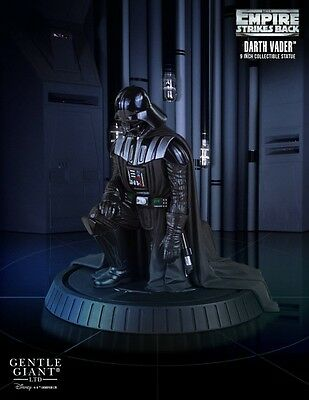 Gentle Giant Star Wars Darth Vader Collector's Gallery Statue Brand New In Stock