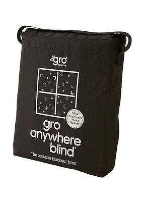 Blackout Blind Portable The Gro Company Gro Anywhere Window Blind 130cm x 198cm