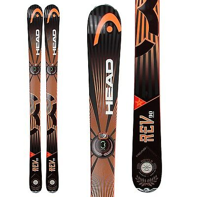 HEAD REV 90 2014 DOWNHILL SKIS, 163cm  *BRAND NEW*