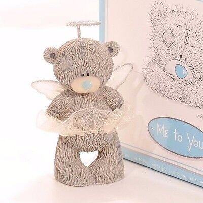 Me To You Tatty Teddy Bear Collectors Figurine - LITTLE ANGEL # 40229 rare