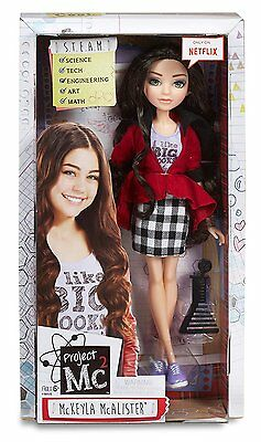 Project Mc2 Core Doll - McKeyla McAlister 539131 NEW