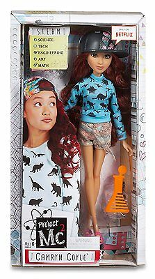 Project Mc2 Core Doll - Camryn Coyle 539162 NEW