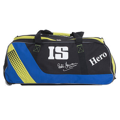 "Impala Sports ""Hero"" Cricket Sports Bag With Trolley Wheels"