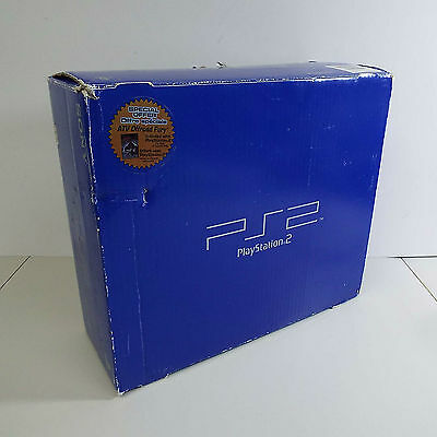 Retail Box For Playstation 2 Fat Model (Box Only) (T12)
