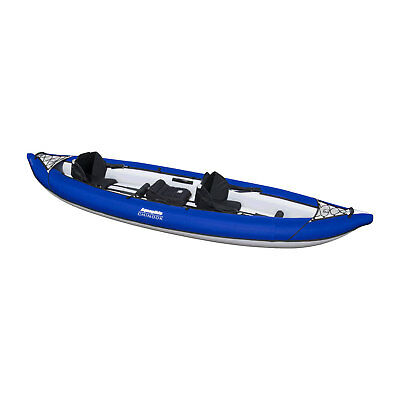 Aquaglide Chinook Xp Tandem Xl 3 Personne Gonflable Forfait Kayak 2015