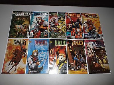 Jonah Hex Two-Gun Mojo #1-5 + Riders of the Worm and Such  (Both Full Sets)