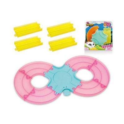 Hamsters in A House Track Set - Zuru Free Shipping!