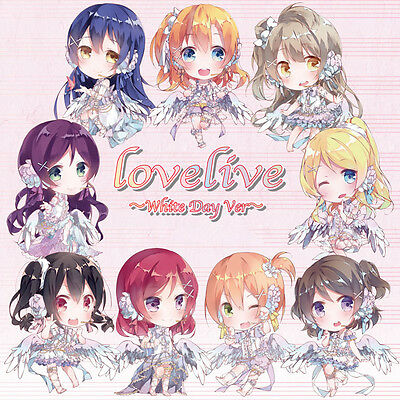 LoveLive Love live school idol project Anime Acrylic stand Figure Charm Decor 5