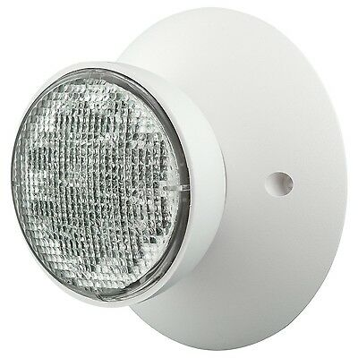 Compass CIRS Hubbell Lighting LED 2 Head Emergency Light