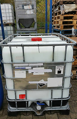 Water butt Water tank IBC Container 1000 l