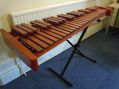 Thomann THXS 3.5 Mahogany Xylophone(+Free Stand) (*READ DESCRIPTION FOR PICKUP*)