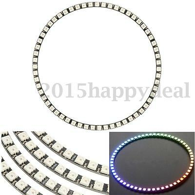 5050 RGB WS2812 LED 60 SMD Lampe Panel Ring Chip Driver Board DC 5V Für Arduino
