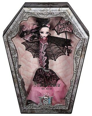 Monster High Limited Edition Draculaura Collector Doll  ** Brand New In Box **