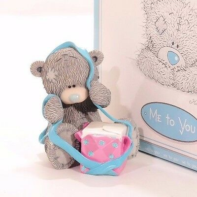 Me To You Tatty Bear Collectors Figurine - What a Surprise #40224  rare