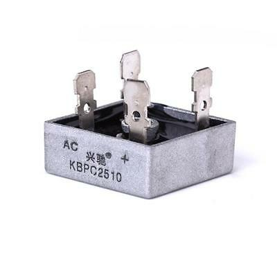 KBPC2510 25A Amp 1000V Diode Bridge Rectifier for Power supply