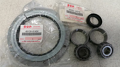 Suzuki Jimny King Pin Swivel Bearing Steering Repair Kit Hub Seal Kingpins