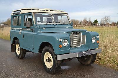 "Land Rover Series 3 88"" 1979 Hardtop 91,000 Miles SOLD MORE REQUIRED!!"