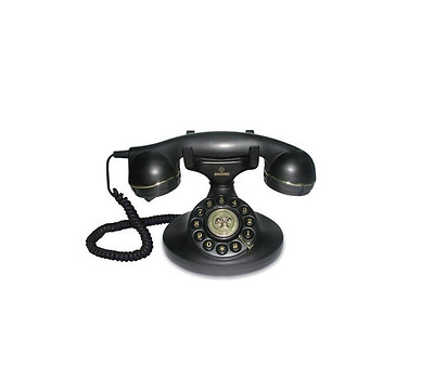 Old Vintage Retro Nostalgia Telephone Antique Corded Phone Traditional Classic