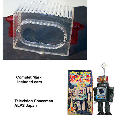 COMPLET TV SPACEMAN MASK AND EARS  (Special $75 )