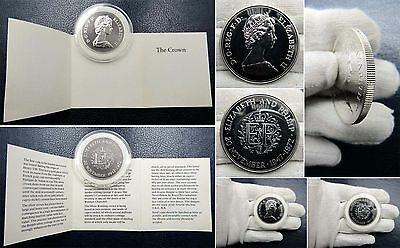 1972 QEII .925 Silver Proof EP 25p Coin - Pretty Much Mint!  SP# 4226 / KM# 917a