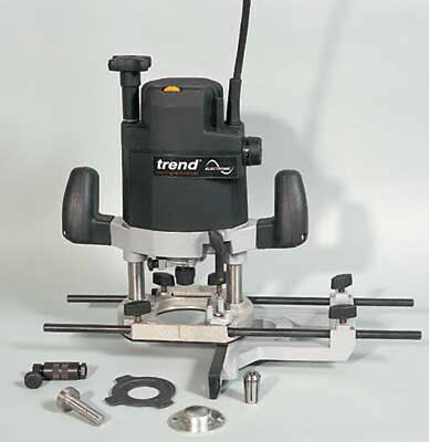 """Trend T9 110v 1/2"""" Router BRAND NEW & Boxed"""