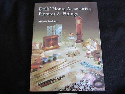 Dolls House Accessories Fixtures And Fittings Book