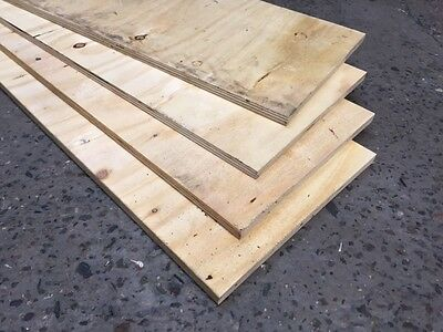 Plywood sheets 18mm thick 1510x370mm (ideal for loft floors) INC.FREE DELIVERY