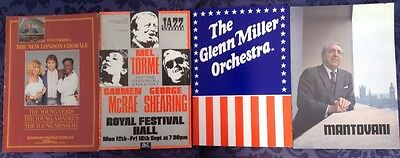 George Shearing, Mantovani and the Glenn Miller Orchestra. In this collection.