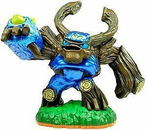 Skylanders Giants Starter Pack PS3 with rare Blue Gnarly Tree Rex No Outer box