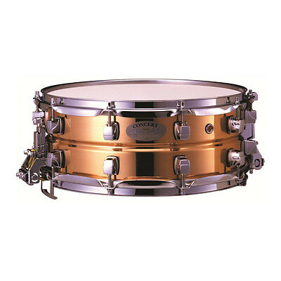 "Yamaha 14"" x 5.5"" Copper Concert Snare"