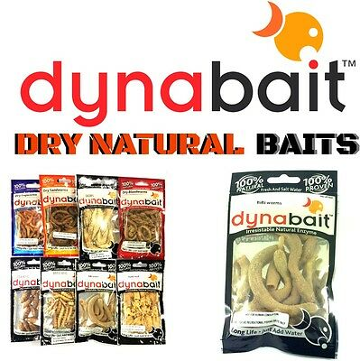 Dynabait Irresistable Long Life Natural Dry Baits