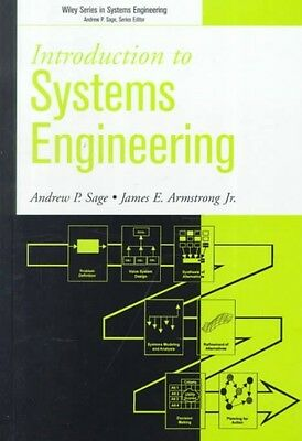 Introduction to Systems Engineering by Andrew P. Sage Hardcover Book (English)