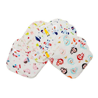 Wholesale Lot of 120 Bamboo Baby Cloth Wipes-Assorted Prints Canadian Seller
